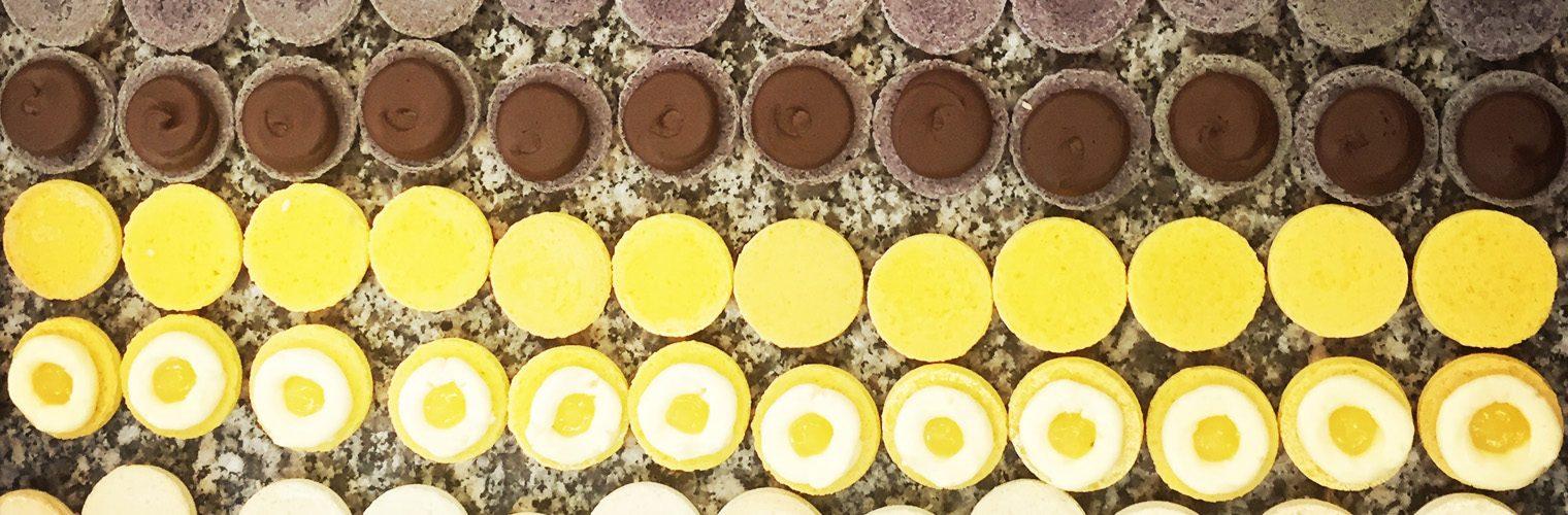 Macarons nach Wunsch