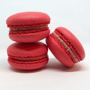 Erdbeer Macaron