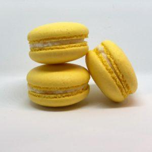 Zitrone Macaron