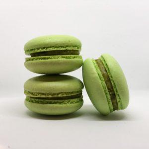Pistazie Macaron