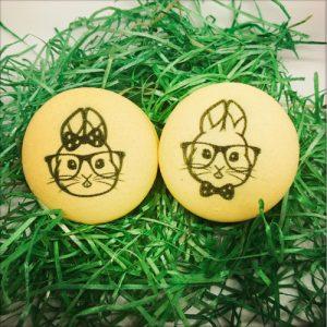 Macarons zu Ostern